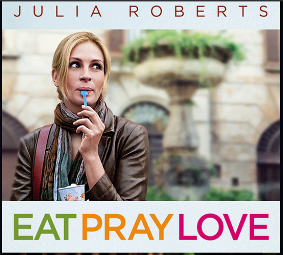 All about watching Eat Pray Love movie!