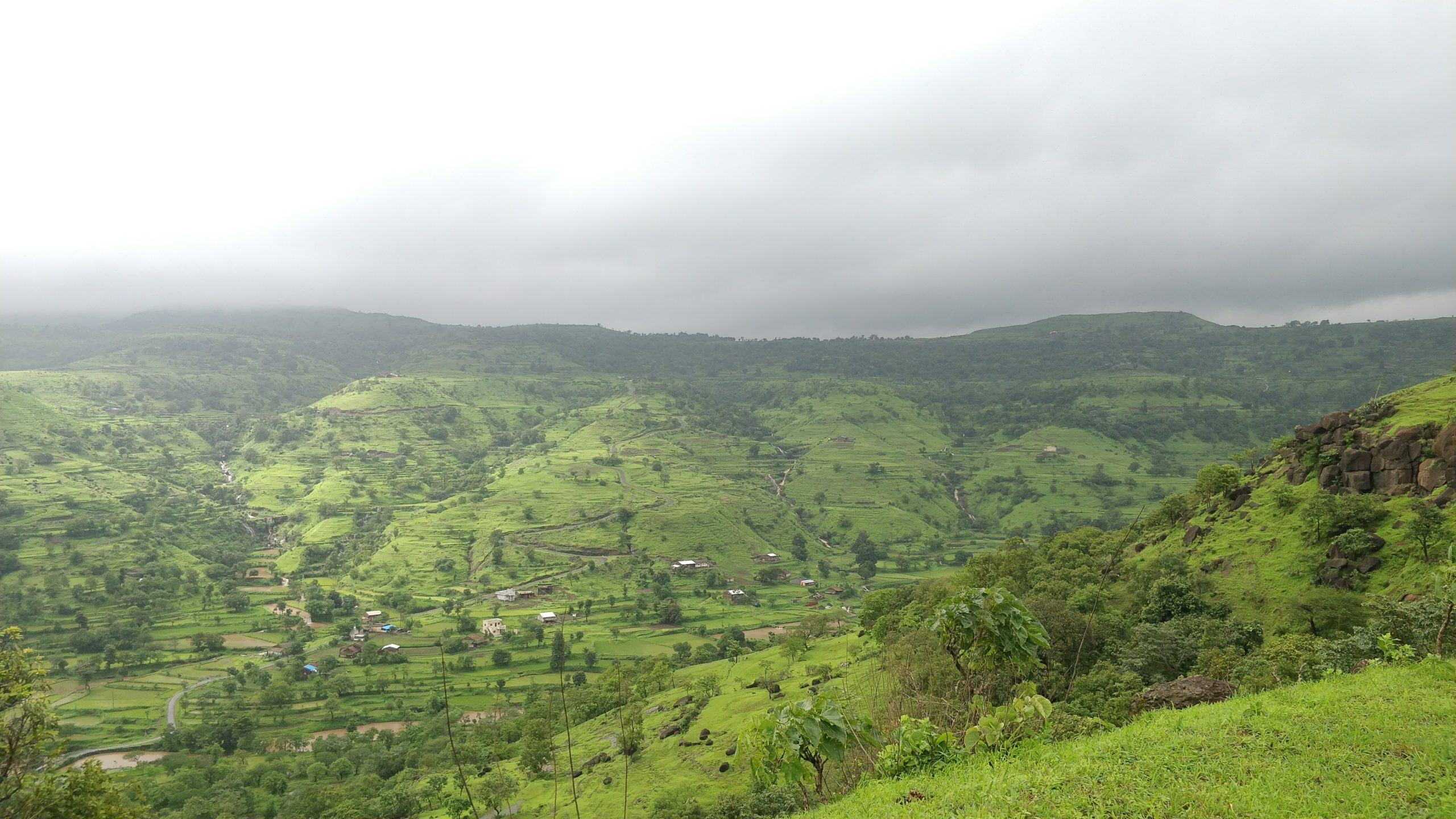 A Must visit place your way to Bhimashankar!