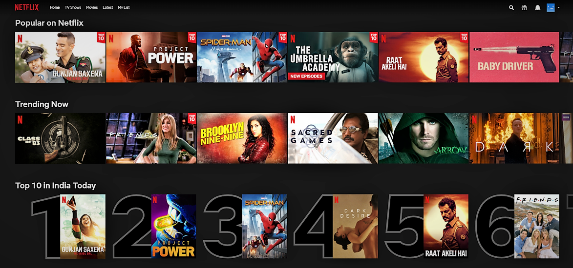 How to Manage User Profile on Netflix
