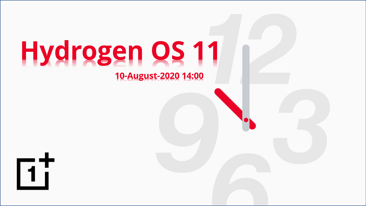 (UPDATED) Hydrogen OS 11 to be Launched Soon