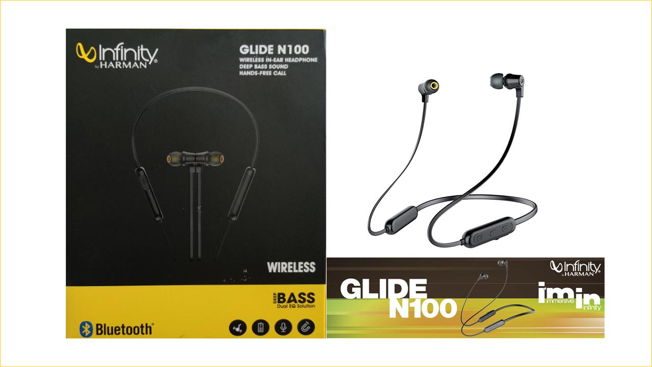 How to Reset Infinity (JBL) Glide Earphone