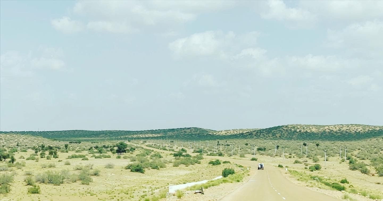 A Road trip to Longewala War Post