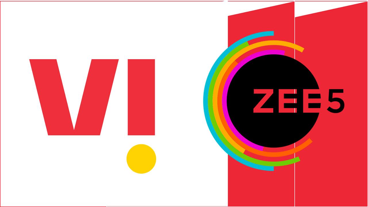 Claim your Free Zee5 Subscription on Vi (Vodafone Idea)