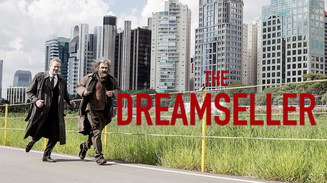 The Dreamseller – Review