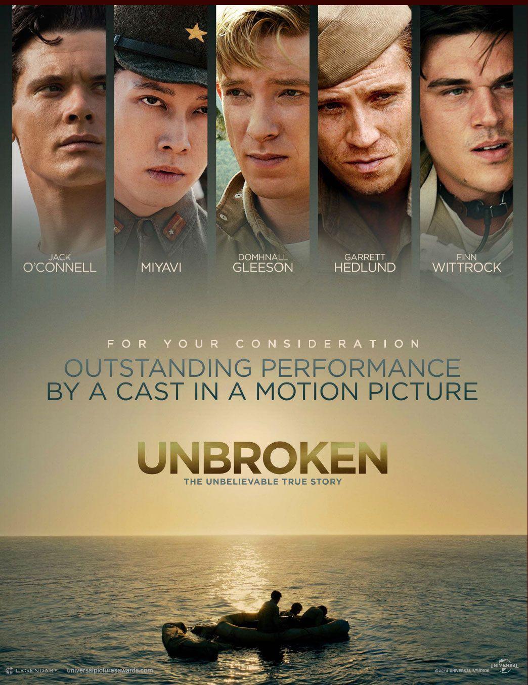 Unbroken A True Story – Review