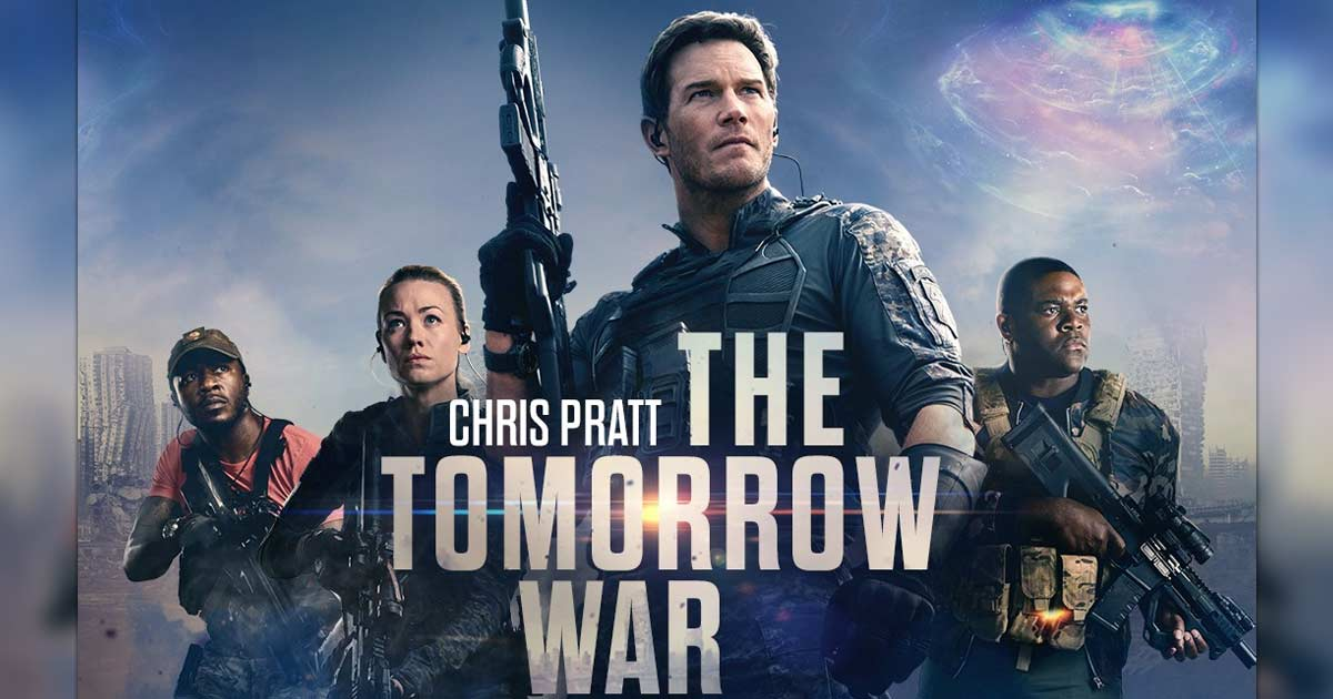The Tomorrow War- Review